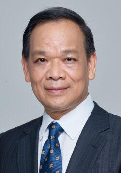 副會長 蕭妙文博士測量師及工程師 Simon Siu19613